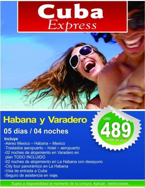 CUBA EXPRESS - MVPE