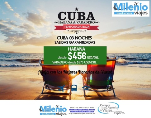 CUBA - INV 2015 - EUROM