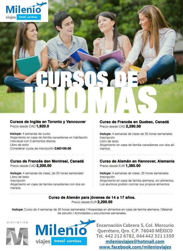 CURSOS DE IDIOMAS - MVHST