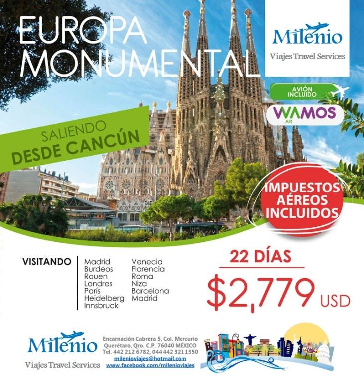 EUROPA MONUMENTAL - 22 DIAS - 10 JUL 2016 - MVGTV