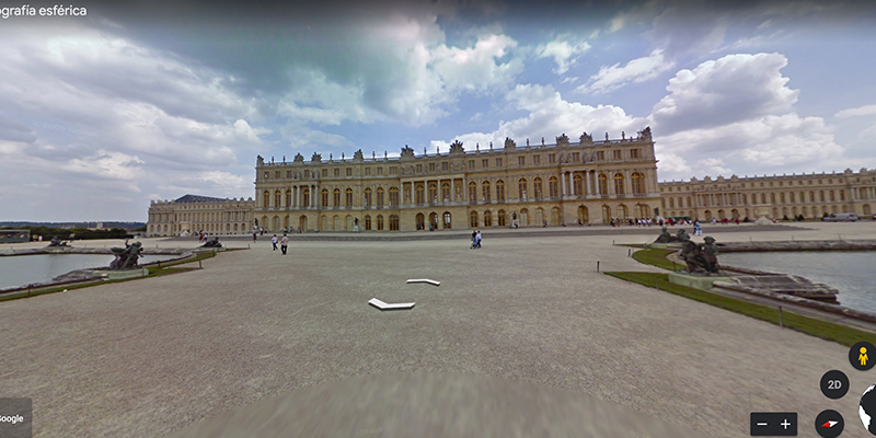 versalles francia
